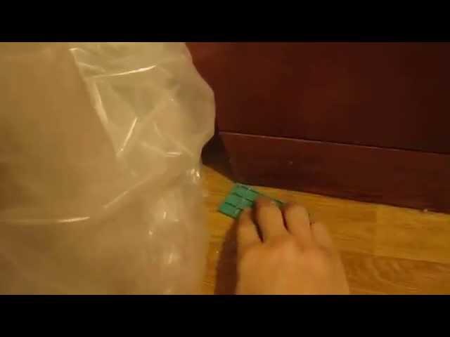 Как передвинуть тяжелую мебель