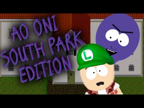 Video LUIGIKID PLAYS: AO ONI - SOUTH PARK EDITION [Easter Egg] download in MP3, 3GP, MP4, WEBM, AVI, FLV January 2017