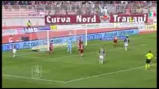 Trapani-Siena 0-2 Gli highlights del match