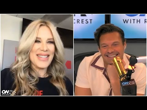 Ellen K. Takes Trip Down Memory Lane With Seacrest to Celebrate 17 Years | On Air With Ryan Seacrest