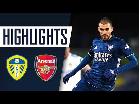 HIGHLIGHTS | Leeds vs Arsenal (0-0) | Premier League