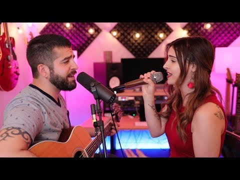 Love Me Anyway - P!nk Ft. Chris Stapleton (Cover By Alyssa Shouse And Charles Longoria)