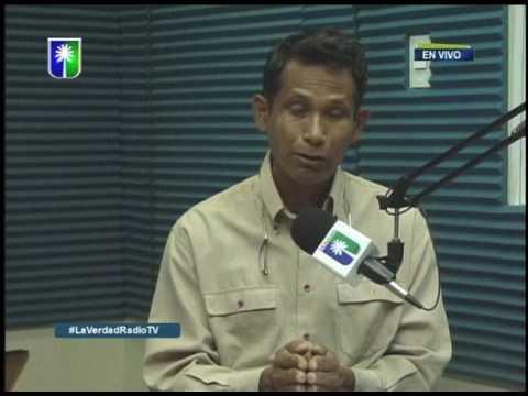 Entrevista a Ernesto Ruíz en La Verdad Radio TV