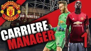 Video FIFA 17 - MANCHESTER UNITED - CARRIÈRE MANAGER - PRÉPARATION + MERCATO ! #EP.1 MP3, 3GP, MP4, WEBM, AVI, FLV Juli 2017