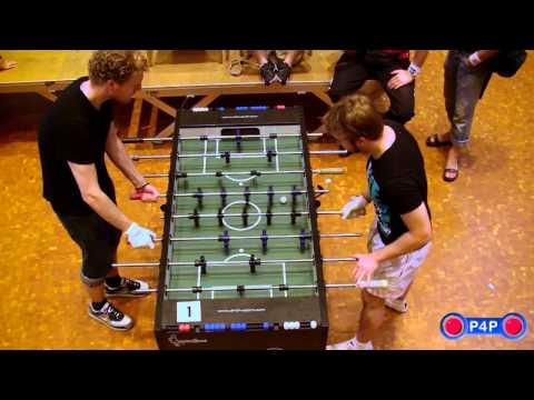 Swiss Open 2011 - Amateur Einzel Finale [1/2]