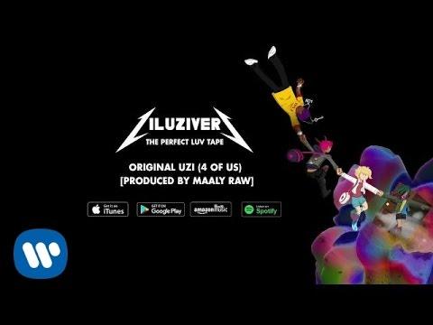Lil Uzi Vert - Original Uzi(4 Of Us) [Produced By Maaly Raw + Ike Beatz] (видео)