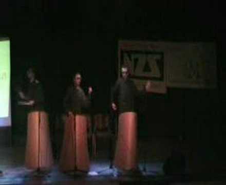 Kabaret Chwilowo Kaloryfer - Kret