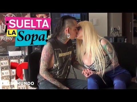 Suelta La Sopa | Sabrina Sabrok se casará en el 2016 | Entretenimiento