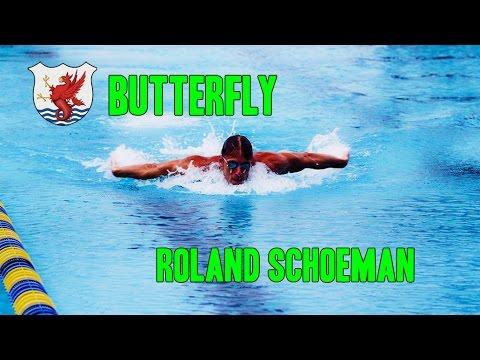 Schmetterling with Ronald Schoeman