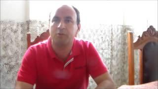 Empresário Gilmar do Tinoca na TV Portal Dores de Campos