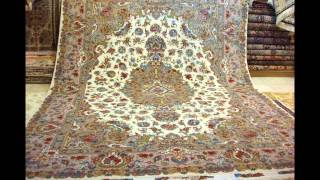 Dubai Persian Carpets Shops - This Is A Fine Quality Tabriz Persian Carpet