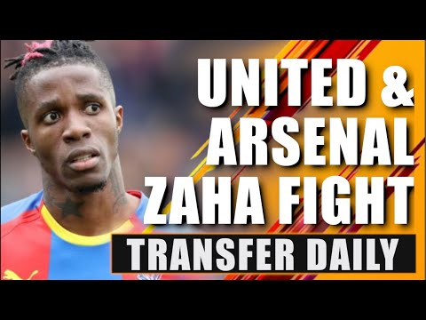 Manchester United To Pay £100m To Re-sign Zaha?💩💩 Transfer Daily