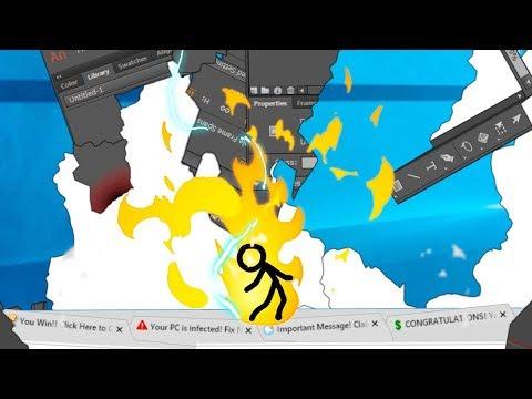 The Chosen One's Return - Animator vs. Animation Shorts - Episode 2 - Thời lượng: 6 phút và 41 giây.