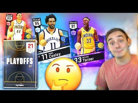 NBA 2K17 My Team WHERES DIAMOND CONLEY? MARKET CRASH COMING! (видео)