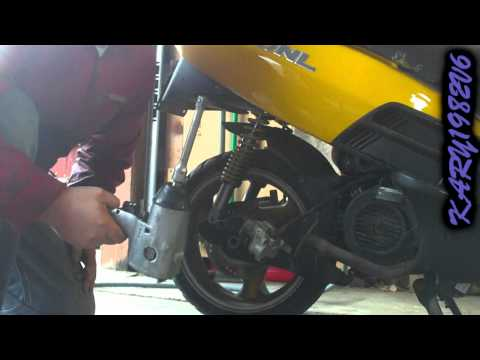 SCOOTER TIRES PT 1