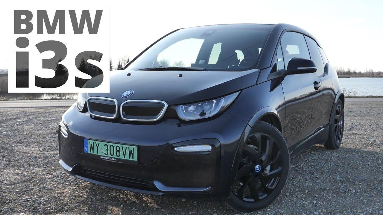 BMW i3s -miejski elektryk, którym da się driftowac