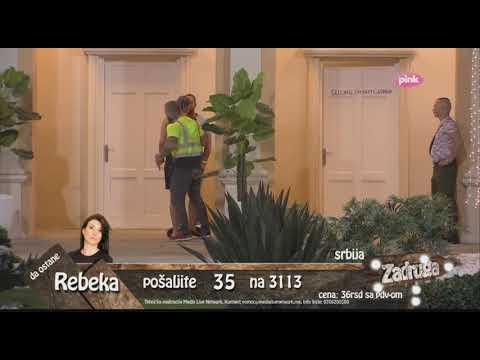 Zadruga 2 - Svađa Mine i Jovice - 19.09.2018.