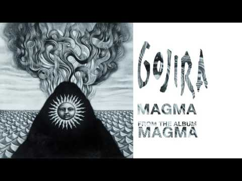 Gojira - Magma (Official Audio) (видео)