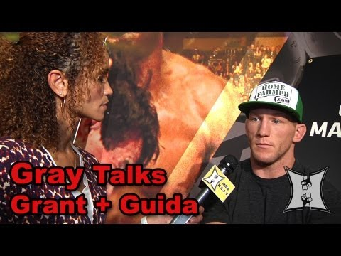 MAYNARD - MMA H.E.A.T.'s Karyn Bryant talks with UFC Lightweight Gray Maynard, who is set to face TJ Grant at UFC 160 on May 25, 2013. Gray lets us know why Grant is ...