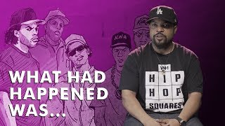 Ice Cube, Run DMC, and the Time N.W.A Got Booed Offstage at the Apollo | What Had Happened Was