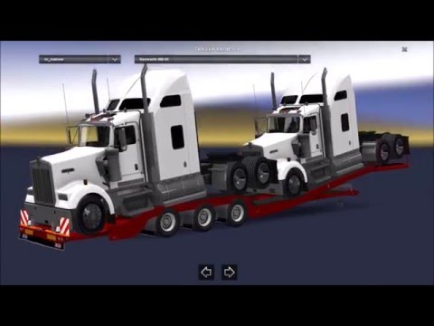 Cargo for Truck Transport Trailers v1