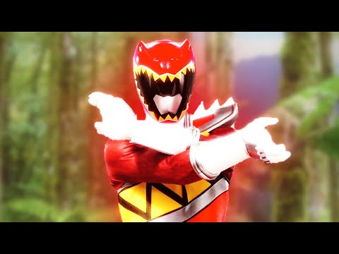 Dino Disaster!!!   Morphin Grid Monday   Power Rangers Official