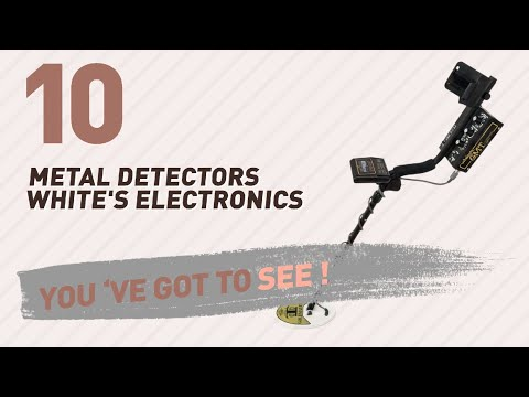 Metal Detectors White'S Electronics // New & Popular 2017