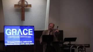 Sermon - June 19, 2016