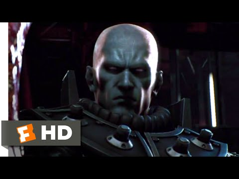 Resident Evil: Damnation (2012) - Tyrants Unleashed Scene (7/10) | Movieclips