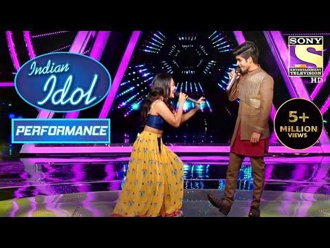 Salman और Neha ने मचाया Stage पे धमाल!   Indian Idol Season 10