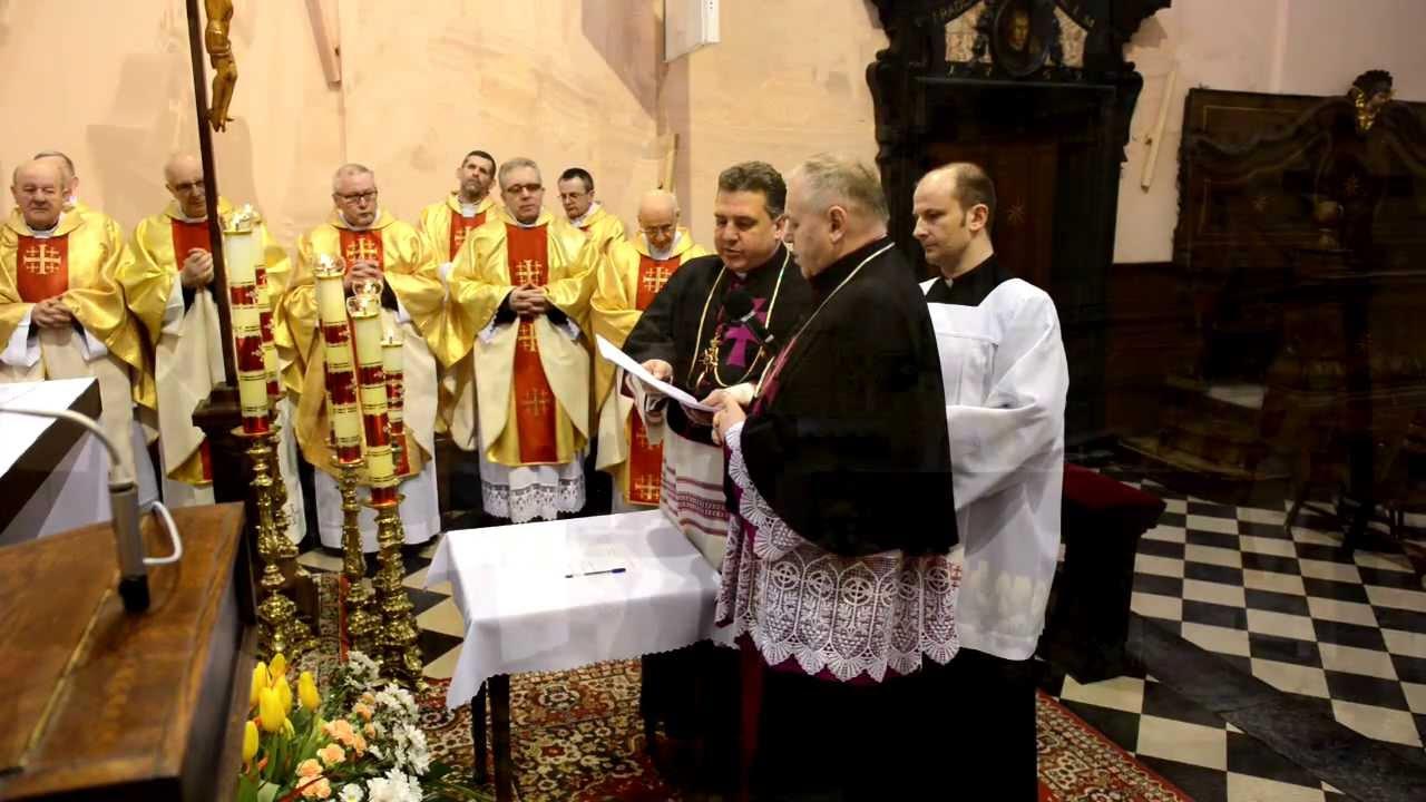 XVI rocznica ogłoszenia Bazyliki miechowskiej Kolegiatą – zapraszamy do oglądania
