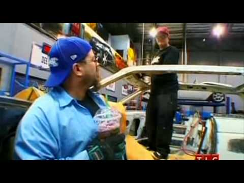 Land Rover Range Rover West Coast Customs - Royal Rover Part 3/4