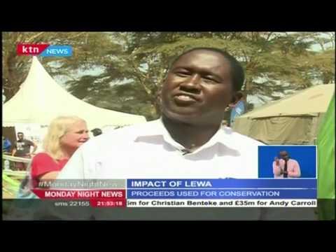 Impact of  the Safaricom Lewa marathon