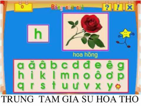 Chữ cái thường tiếng Việt