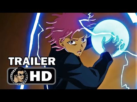 NEO YOKIO Official Trailer (HD) Jaden Smith, Jude Law Netflix Animated Series