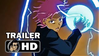 NEO YOKIO Official Trailer (HD) Jaden Smith, Jude Law Netflix Animated Series