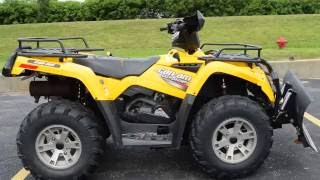 5. 2007 BRP Can Am Outlander 400 H.O for sale at Monster Powersports