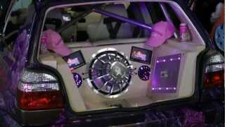 Tuning Show 2012 Budapest (HD)
