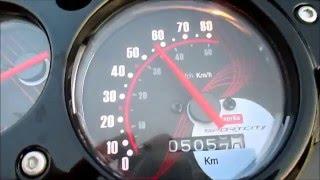 1. Aprilia Sportcity One 50 4t acceleration