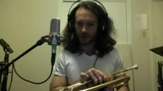 Trumpet Lesson # 3 Part 3B