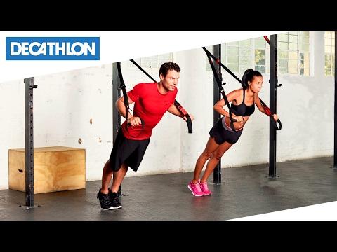 Cinghie Strap Training per allenamento funzionale | Decathlon Italia