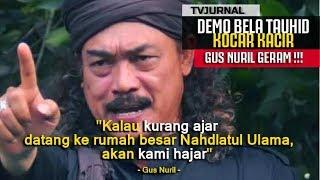 Video HTI Kocar-kacir Hadapi Gus Nuril ! Kami Siap H A J A R Kalian , Main - main sama NU MP3, 3GP, MP4, WEBM, AVI, FLV Maret 2019