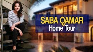Saba Qamar Home Tour And Some Secrets   Best Pakistani Dramas