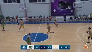 Барлық ойын— Ұлттық лига: «Барсы Атырау»vs «Астана» (2-шi ойын)