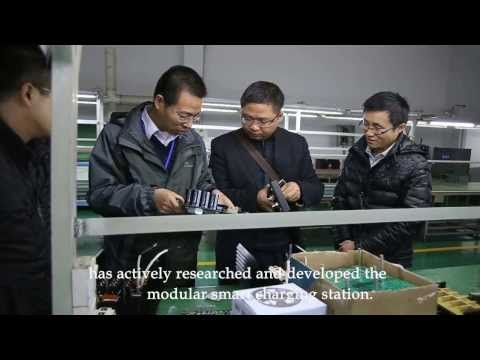 WWF Climate Solver China Awards 2013: Modular Smart Charging Station