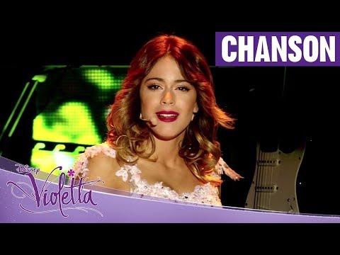 Tekst piosenki Violetta - Habla Si Puedes (En Vivo) po polsku