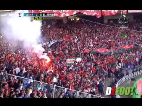 Alger - Stade du 5 juillet 1962 (Alger) mardi 14 mai 2013.
