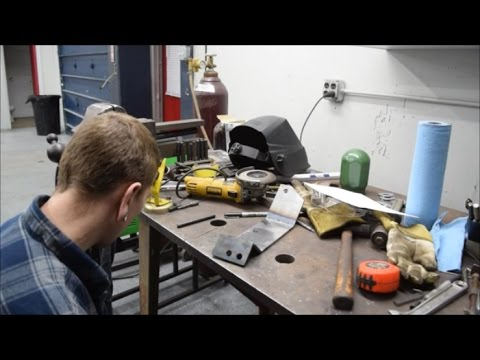 Building motor mounts for a volvo sleeper (видео)
