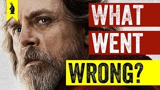 Video Star Wars: The Last Jedi - What Went Wrong? – Wisecrack Edition MP3, 3GP, MP4, WEBM, AVI, FLV Januari 2019