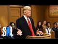 Trump Peoples Court  SNL waptubes